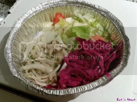 Anatolia's Gate: salad