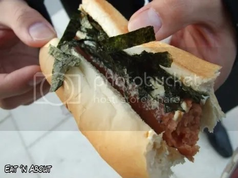 O-ZONE: Japanese Hot Dog