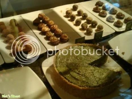Gorilla Food: Dessert selection