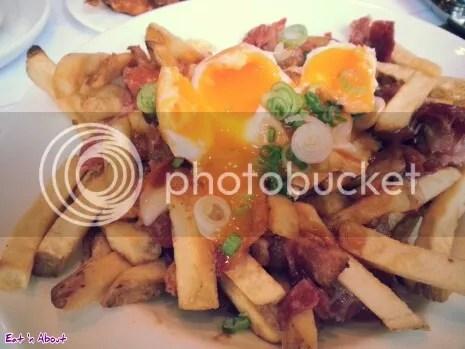 Tableau: Special Breakfast Poutine