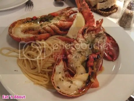Water St. Cafe: Whole Lobster
