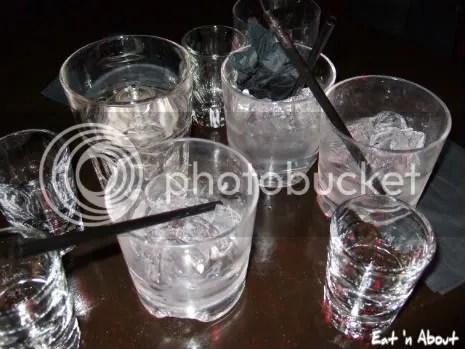 Au Bar service