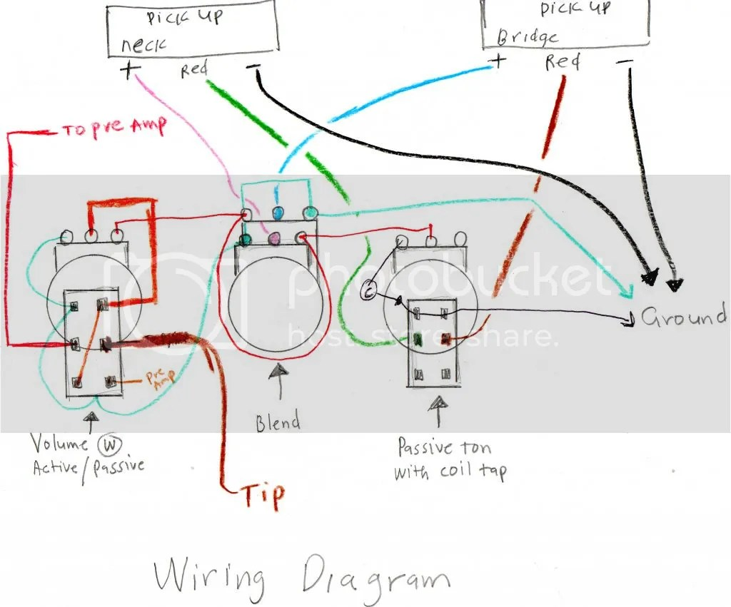 Jay Turser Guitar Parts Pickup Wiring Diagram