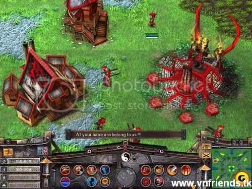 Battle Realms 2, Games vnfirends.tk