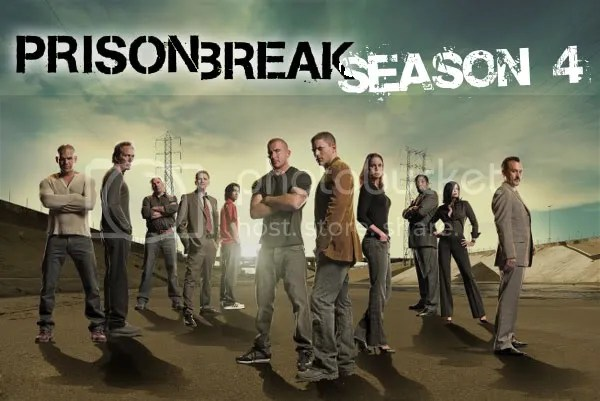 Prison break – Cuarta temporada (Última) « Isladeseries