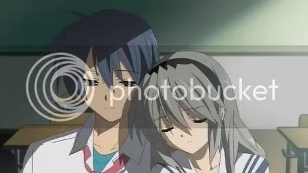 Tomoya and Tomoyo
