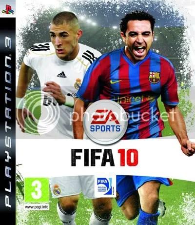 FIFA 10 Spanish / Español Cover Art