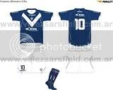 Velez Sarfield 09/10 Penalty Camisetas
