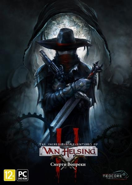 The Incredible Adventures of Van Helsing II 1.1.00 (v1.1.00/6DLC/2014/MULTI8) SteamRip R.G. Игроманы