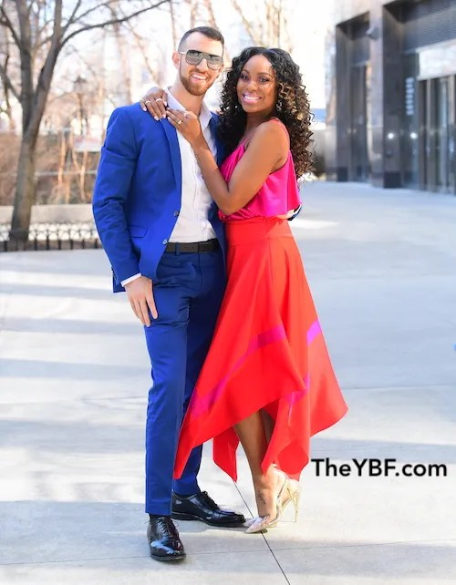 Lauren Cameron Are Still Proving Why They Re The Love Is Blind Mvps Here S What Went Down At The Reunion The Young Black And Fabulous