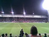 Selhurst Park - view from our seat
