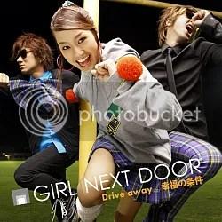 Drive away / Shiawase no Jouken - GIRL NEXT DOOR