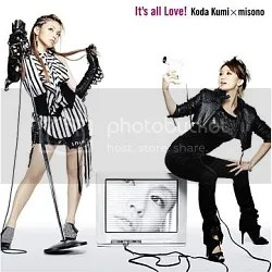 It's all Love! - Koda Kumi × misono