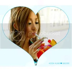 secret - Koda Kumi