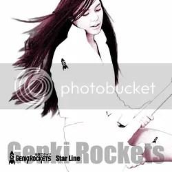 Star Line / Smile - Genki Rockets