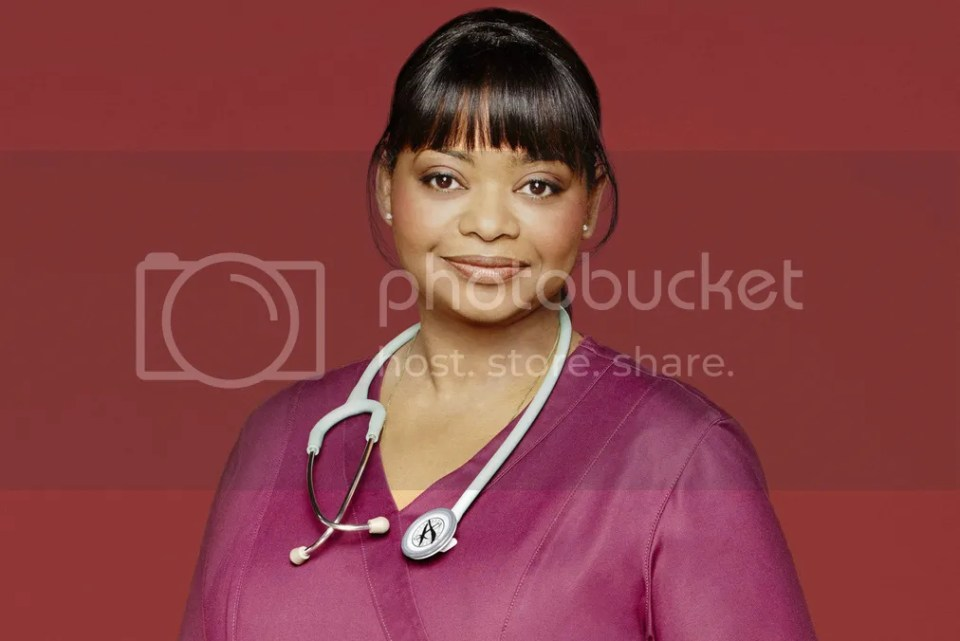 Octavia Butler as Nurse Jackson on Red Band Society with Motions Hair Care