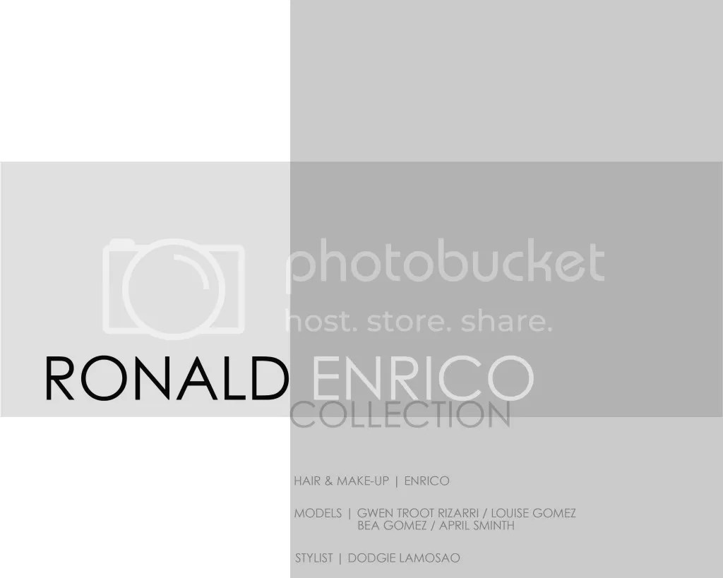 ronald enrico,fashion,glamour,event,jeffroger kho,rock paper scissors