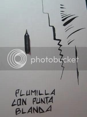 Plumilla Flexible