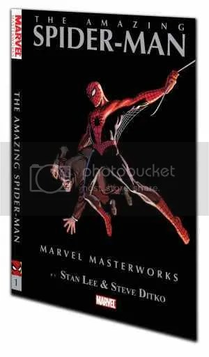 Marvel Masterworks - Spider-Man Vol.1 (Paperback)