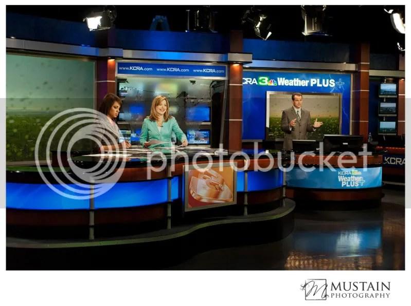 KCRA News,Athena Mackis,Mustain Photography