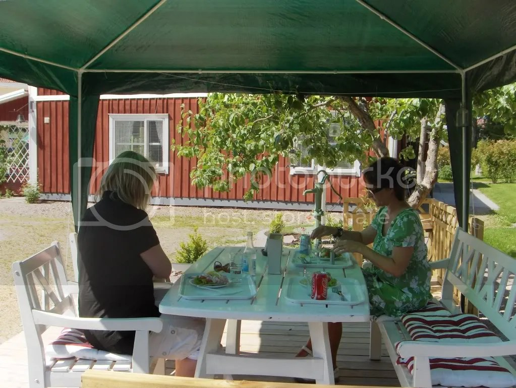 Esters Café in Lyrestad, Sweden