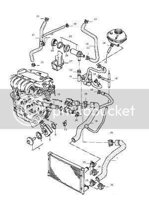 VWVortex  coolant schematic?