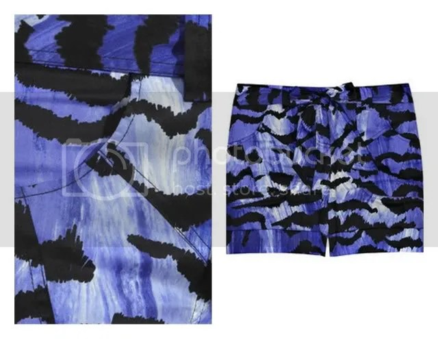 Alice by Temperley cotton shorts