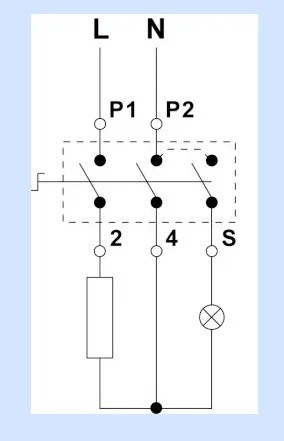 EN03 EGO 230V ENERGY REGULATOR  SIMMERSTAT  SWITCH 50