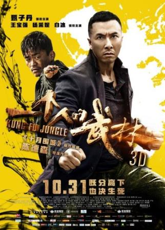 Последний из лучших  / Kung Fu Jungle / Yat ku chan dik mou lam  (2014) HDRip
