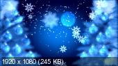 Футажи - В Новогоднюю ночь (2014)