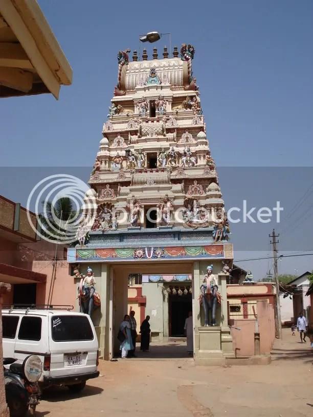 Ranganathaswamy Temple @ Kalkunte