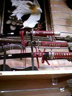 samuraj swords