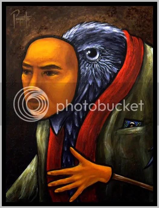 Trickster Crow