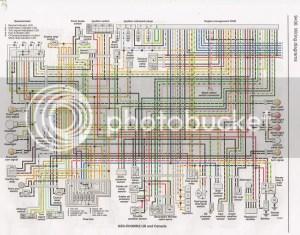 wiring diagrams  Suzuki GSXR Motorcycle Forums Gixxer