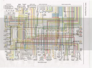 Y2K bike wiring diagrams  Suzuki GSXR Motorcycle Forums
