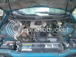 1994 V6 34L Camaro Engine Photo by xxapocalypse01xx