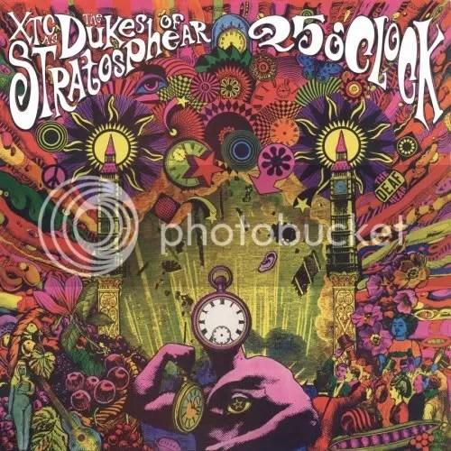 Dukes of Stratosphear, 25 O'Clock