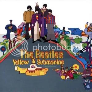 Beatles, Yellow Submarine