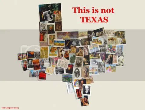 This is not TEXAS