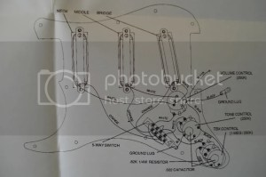 Fender® Forums • View topic  Strat Plus Deluxe wiring info