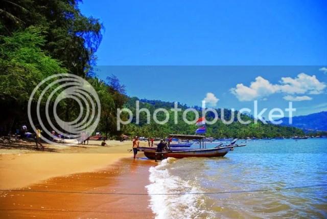 Pantai Caroline Sumber Foto : www.google.com