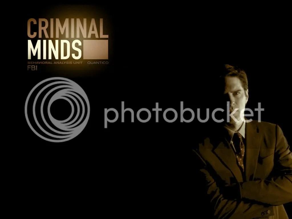 Criminal Minds - Hotch - Sepia set