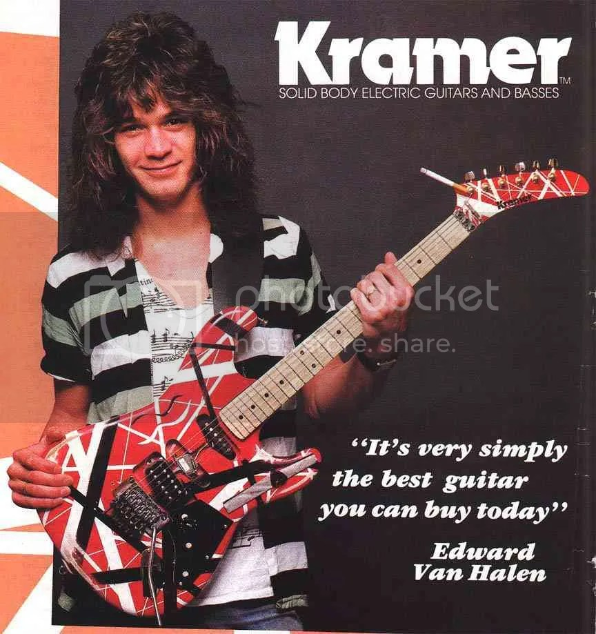 Eddie Van Halen Project Evh Page 5 2009 Charvel Wiring Diagrams Is Pictured Below With A Frankenstrat Replica The Original Idea Was To Specifically Market That Guitar Before Ed Constructed 5150
