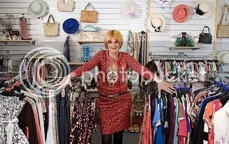 Queen of Secondhand Shops