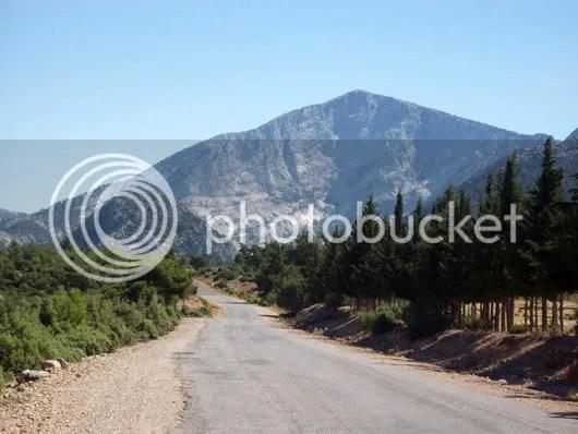 Yilanli Berg (2000 mt) Yılanlı Dağı