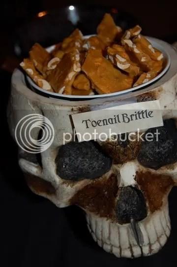 Toenail Brittle