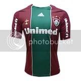 Fluminense Adidas 09/10 Third Kit