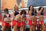 Chivas USA ChivaGirls Cheerleaders