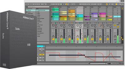 Ableton Live Suite 9.2.2 (x86/x64)