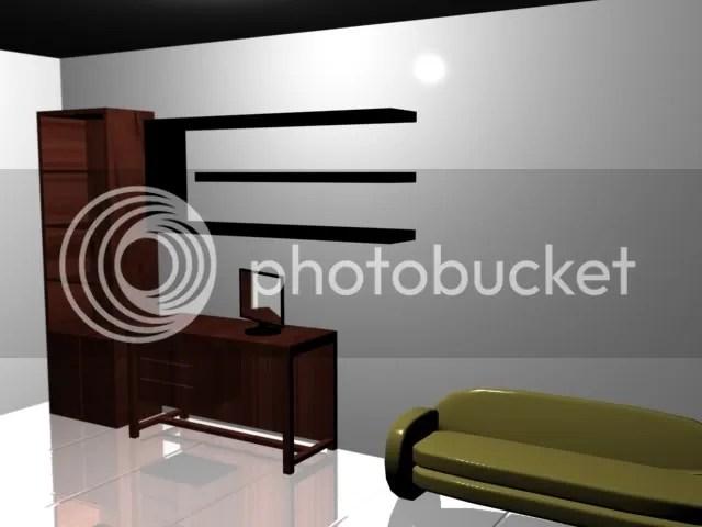 Ruang Kantor Tampak 1